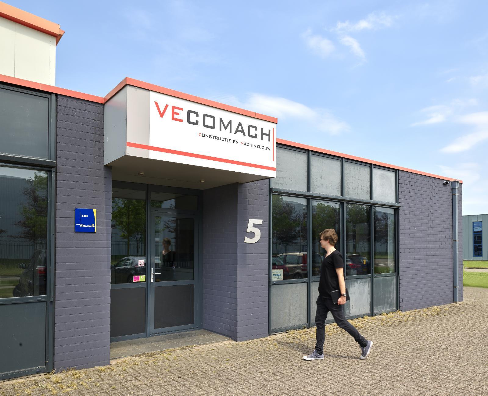 Vecomach ©pimvandermaden - ingang