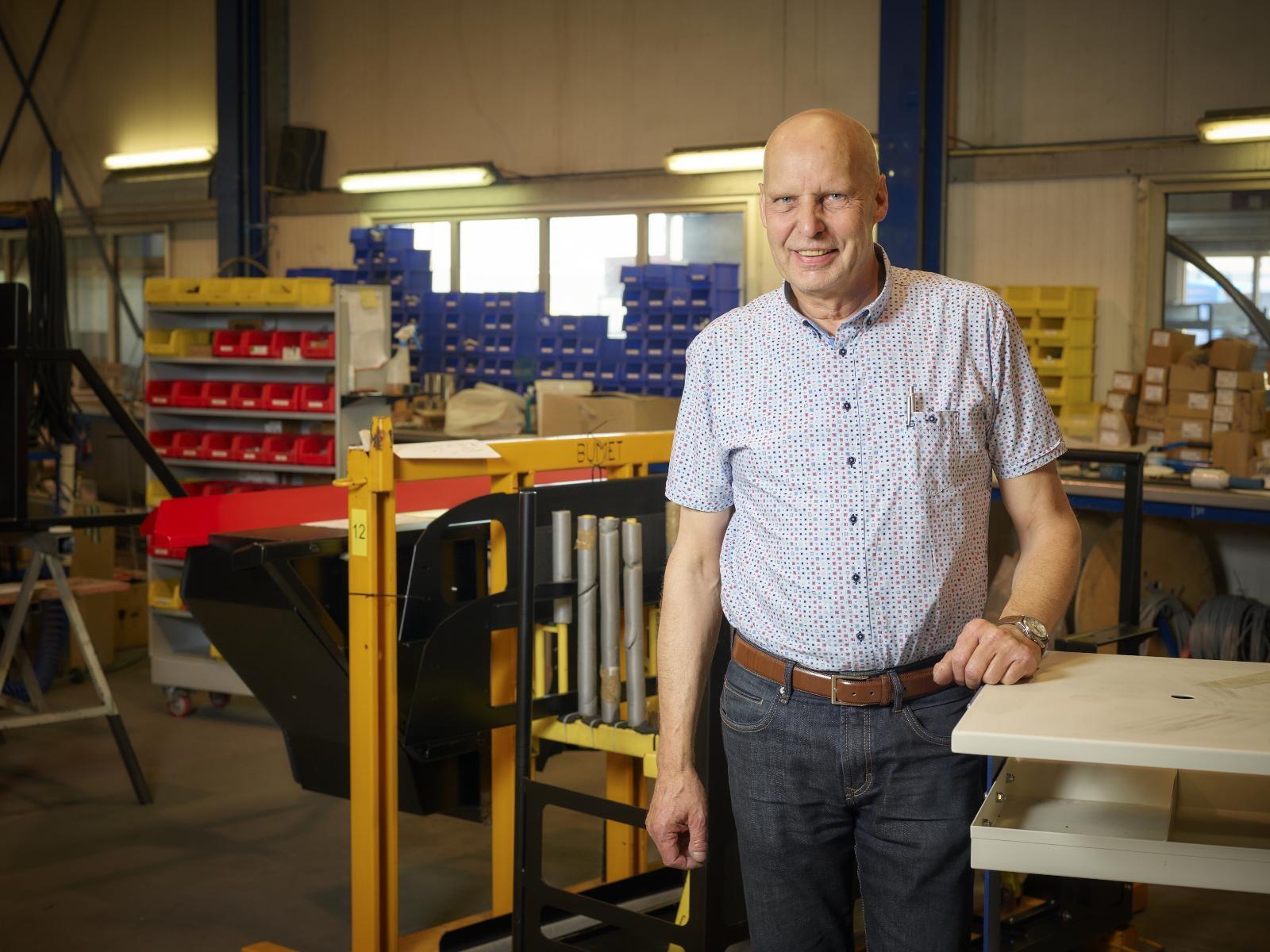 Vecomach Metaalbewerking - Mart Verbruggen